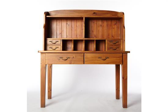 【原木工坊 x 客製 書桌 / 款式一】-書桌