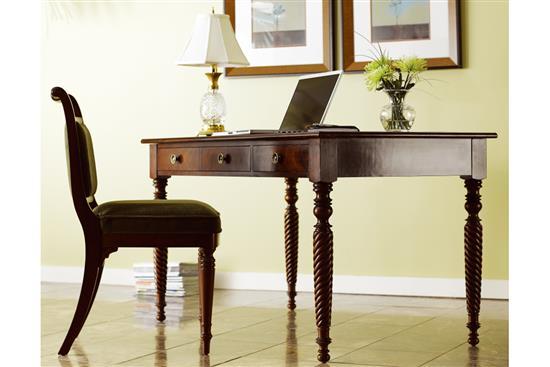 【達森家居】STICKLEY_ST. CROIX TABLE DESK 古典書桌-書桌