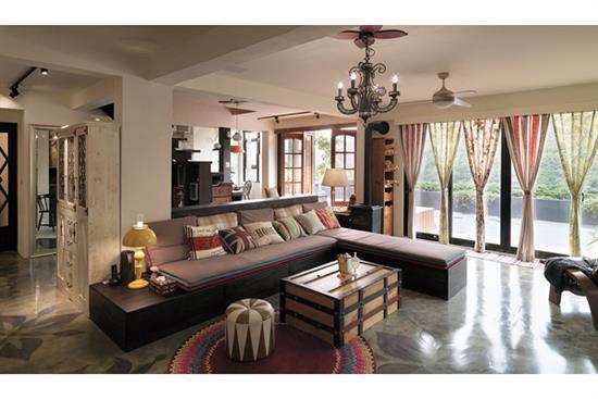 Wood House-【原木工坊 x 客製 沙發】-【原木工坊 x 客製 沙發】,Wood House,L型沙發