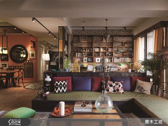 Wood House-【原木工坊 x 客製 L型沙發】-【原木工坊 x 客製 L型沙發】,Wood House,L型沙發