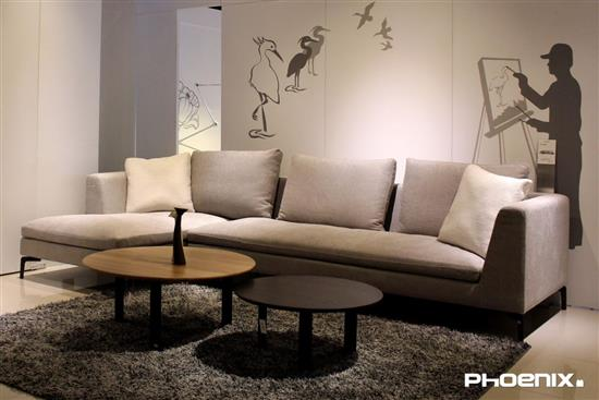 Phoenix 費尼克斯-DARREN沙發-DARREN沙發,Phoenix 費尼克斯,L型沙發
