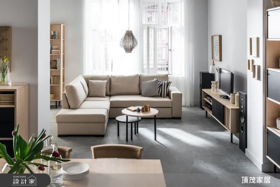 頂茂家居-VOX - Chester L型沙發椅(床)左/右款-VOX - Chester L型沙發椅(床)左/右款,頂茂家居,L型沙發