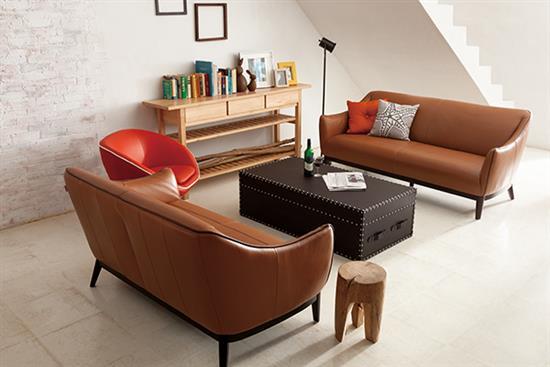 KUKA HOME貝拉爾沙發-雙人.三人沙發