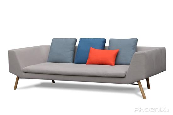 Phoenix 費尼克斯-COMBINE沙發-COMBINE沙發,Phoenix 費尼克斯,雙人.三人沙發