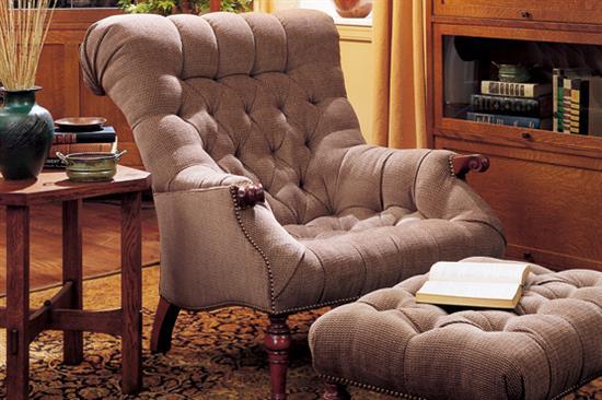 達森家居 DAYSUN HOME-【達森家居】STICKLEY_Leopold's Chair&Ottoman 主人椅-【達森家居】STICKLEY_Leopold's Chair&Ottoman 主人椅,達森家居 DAYSUN HOME,單人沙發