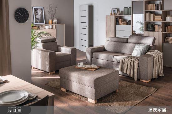 頂茂家居-VOX - Milton 2.5人沙發椅-VOX - Milton 2.5人沙發椅,頂茂家居,組合沙發
