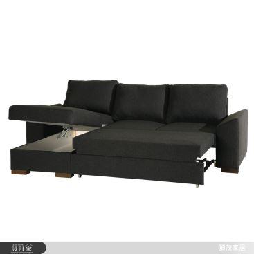 頂茂家居-VOX - Darell L型沙發椅(床)左/右款-VOX - Darell L型沙發椅(床)左/右款,頂茂家居,沙發床