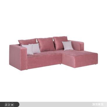 頂茂家居-VOX - Dorian L型沙發椅(床)-左款-VOX - Dorian L型沙發椅(床)-左款,頂茂家居,沙發床