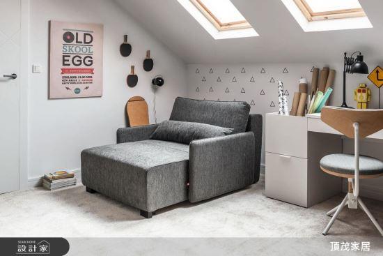 頂茂家居-VOX - Jasper系列 單人沙發床-VOX - Jasper系列 單人沙發床,頂茂家居,沙發床