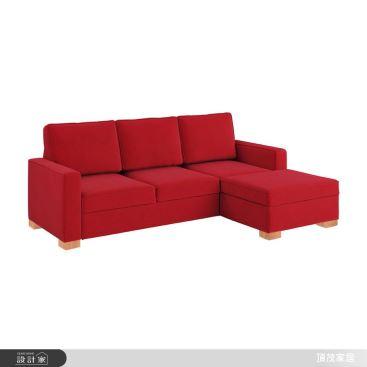 頂茂家居-VOX - Noel L型沙發椅(床)左/右款-VOX - Noel L型沙發椅(床)左/右款,頂茂家居,沙發床