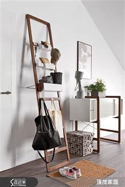 VOX-Mio系列-實木置物架-玄關櫃