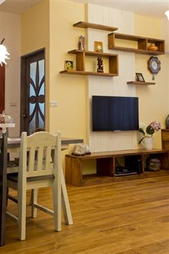 Wood House-【原木工坊 x 客製 電視櫃 / 款式一】-【原木工坊 x 客製 電視櫃 / 款式一】,Wood House,電視櫃