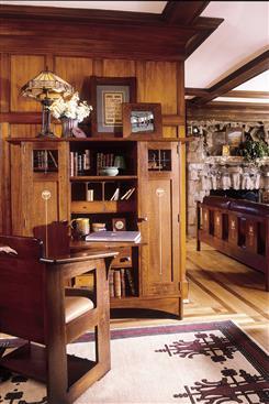 達森家居 DAYSUN HOME-【達森家居】STICKLEY_Ellis Fall Front Bookcase 書櫃-【達森家居】STICKLEY_Ellis Fall Front Bookcase 書櫃,達森家居 DAYSUN HOME,書櫃