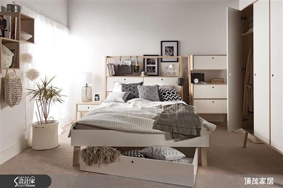 VOX-Spot系列-雙人床組-床頭櫃