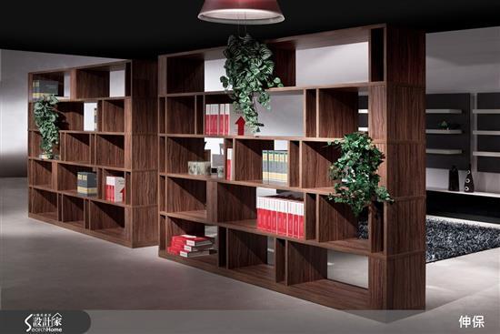 書櫃系列-系統書櫃
