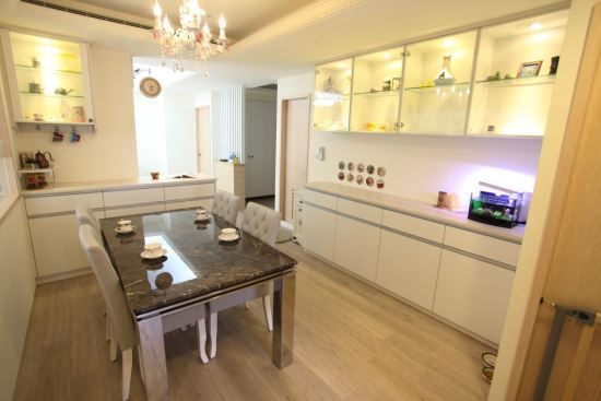 安德康系統室內設計_餐廳&廚房系列-系統廚櫃