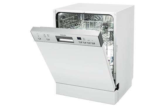 半嵌式洗碗機E7682-清潔家電