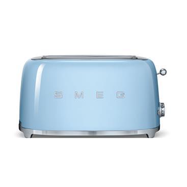 SMEG 義大利美學家電-烤麵包機(4片式)-烘焙料理電器