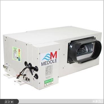 專業級隱蔽式風管除濕機-除濕機