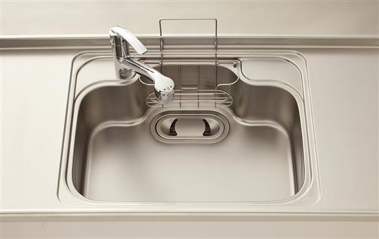 日本進口廚具Cleanup  美‧寂靜水槽&檯面-水槽