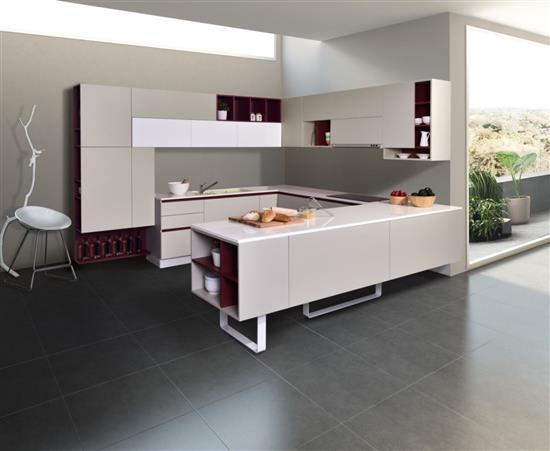雅登廚飾 多彩複合櫃-櫥櫃