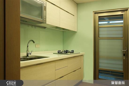 智慧廚房 AIKitchen-木 - 美耐板門板-木 - 美耐板門板,智慧廚房 AIKitchen,廚房門板