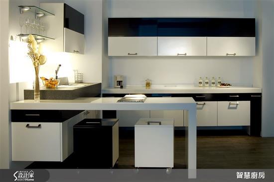 智慧廚房 AIKitchen-木 - 高壓成型門板-木 - 高壓成型門板,智慧廚房 AIKitchen,廚房門板
