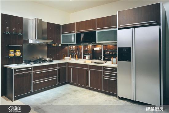 木 - 塑合板門板-廚房門板