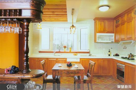 木 - 實木門板-廚房門板