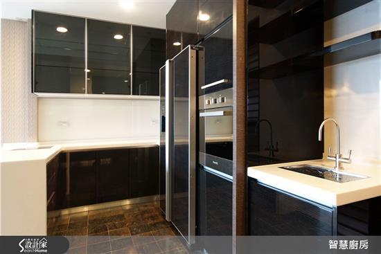 智慧廚房 AIKitchen-木 - 實木貼皮鋼琴烤漆門板-木 - 實木貼皮鋼琴烤漆門板,智慧廚房 AIKitchen,廚房門板
