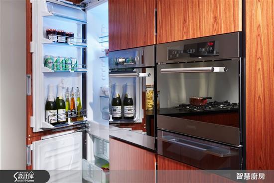 智慧廚房 AIKitchen-木 - 實木貼皮霧面烤漆門板-木 - 實木貼皮霧面烤漆門板,智慧廚房 AIKitchen,廚房門板