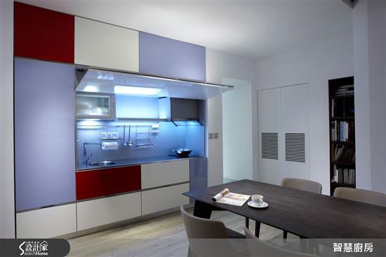 智慧廚房 AIKitchen-電動系列 - 藏-電動系列 - 藏,智慧廚房 AIKitchen,廚房門板