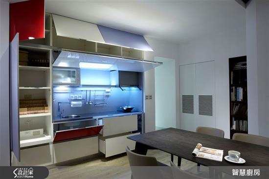 電動系列 - 藏-廚房門板
