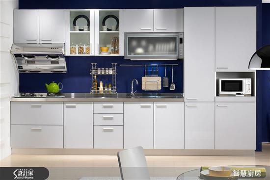 智能淨化 - 滅菌塑合板-廚房門板