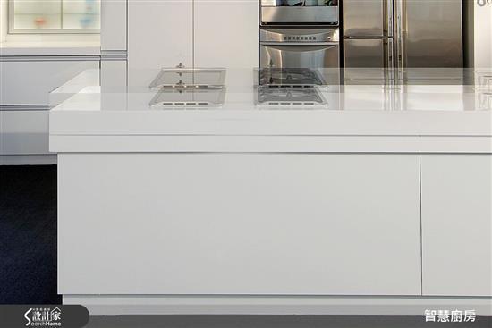 智慧廚房 AIKitchen-電動系列-RFID+智慧化流理台-電動系列-RFID+智慧化流理台,智慧廚房 AIKitchen,廚房門板