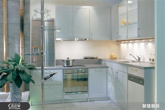 純色 - 高壓成型門板-廚房門板