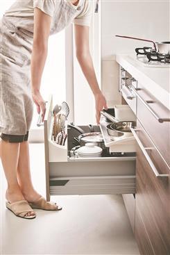 LIXIL-SUNWAVE廚具ALESTA 系列-SUNWAVE廚具ALESTA 系列,LIXIL/INAX,廚具