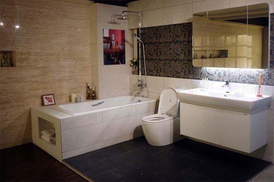 LAUFEN Pro系列 105cm標準檯面盆櫃-浴櫃