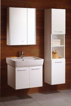 HOUSESTYLE-兩門鏡櫃-浴櫃