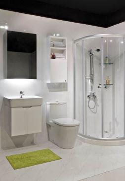 HOUSESTYLE-單門鏡櫃-浴櫃
