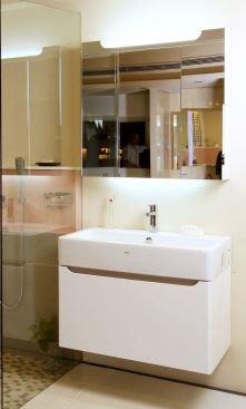 好時代衛浴-HOUSESTYLE-三門鏡櫃附燈-HOUSESTYLE-三門鏡櫃附燈,好時代衛浴,浴櫃