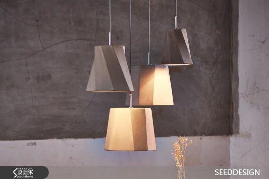 CASTLE_ROCK 浮岩-吊燈