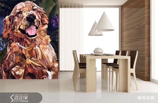 大幅壁紙系列11-Golden-Retriever-壁紙
