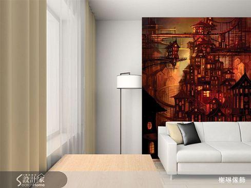 榭琳傢飾有限公司-大幅壁紙系列17-Illumination-大幅壁紙系列17-Illumination,榭琳家飾,壁紙