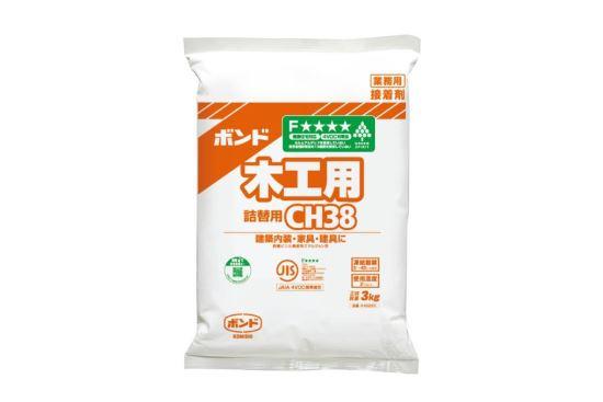 KONISHI CH38環保木工用白膠-接著劑
