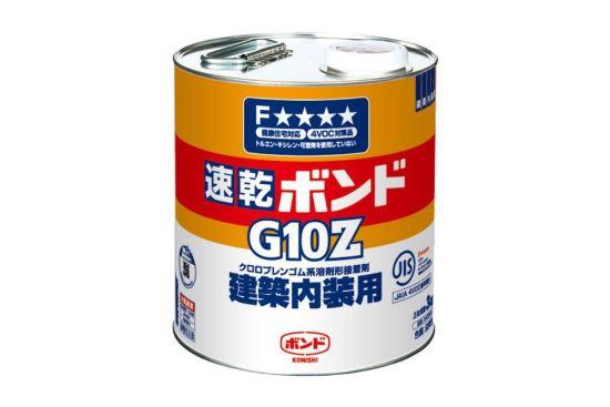 膠的職人-日本KONISHI小西G10Z室內裝修用環保強力膠-日本KONISHI小西G10Z室內裝修用環保強力膠,膠的職人,接著劑