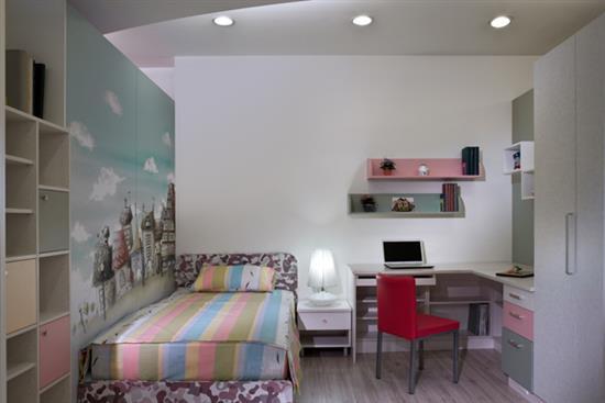 愛菲爾系統傢俱裝潢設計-防蟑抗菌/綠建材_小孩房/書房系列-愛菲爾系統傢俱,化粧粒片板‧塑合板,系統櫃,系統家具,綠建材,防蟑