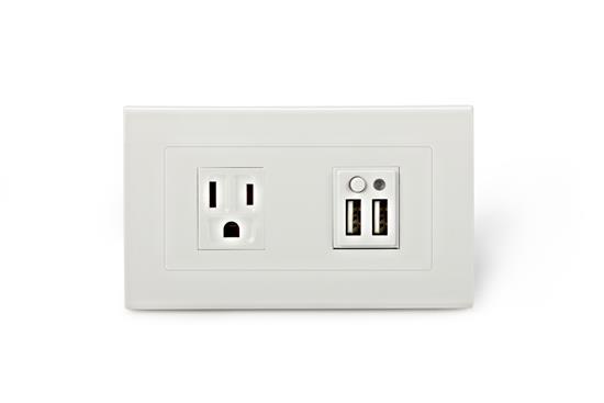 舜記貿易股份有限公司-SMP5系列2孔USB與1孔市電插座-SMP5系列2孔USB與1孔市電插座,舜記貿易股份有限公司,插座、開關
