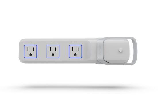 [EzCon]15A精密電流過載保護延長線(1.8公尺)-插座、開關