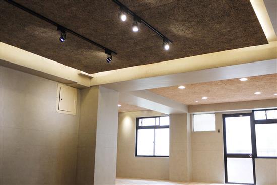 MEXIN美絲 空間聲學產品-美絲吸音板-灰木-美絲吸音板-灰木,華奕國際實業有限公司,吸隔音產品
